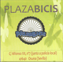Plaza Bicis